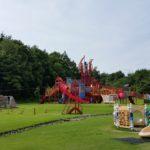 遊具も可愛く小さいこどもに人気の公園 中池ファミリーパーク<関市>
