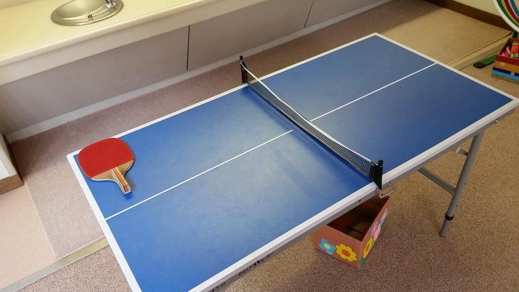 わかくさ児童館 卓球台