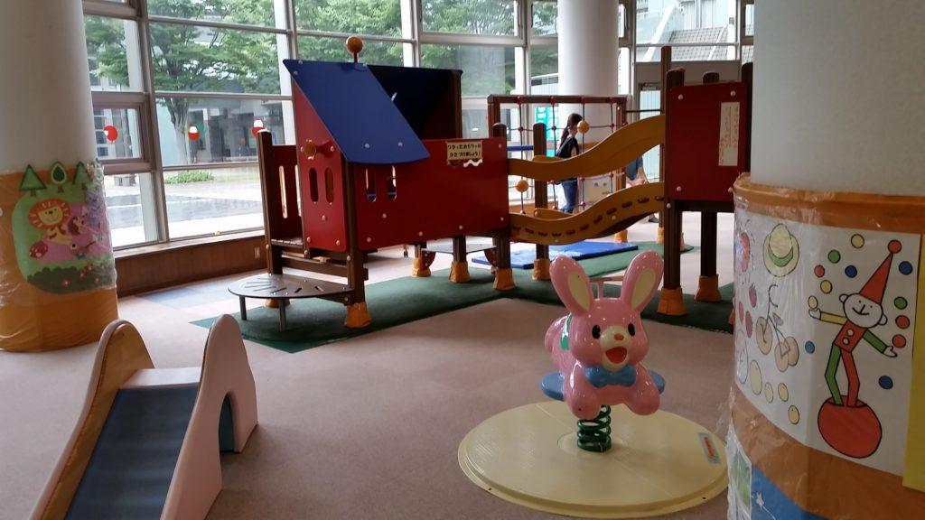 わかくさ児童館 遊具1