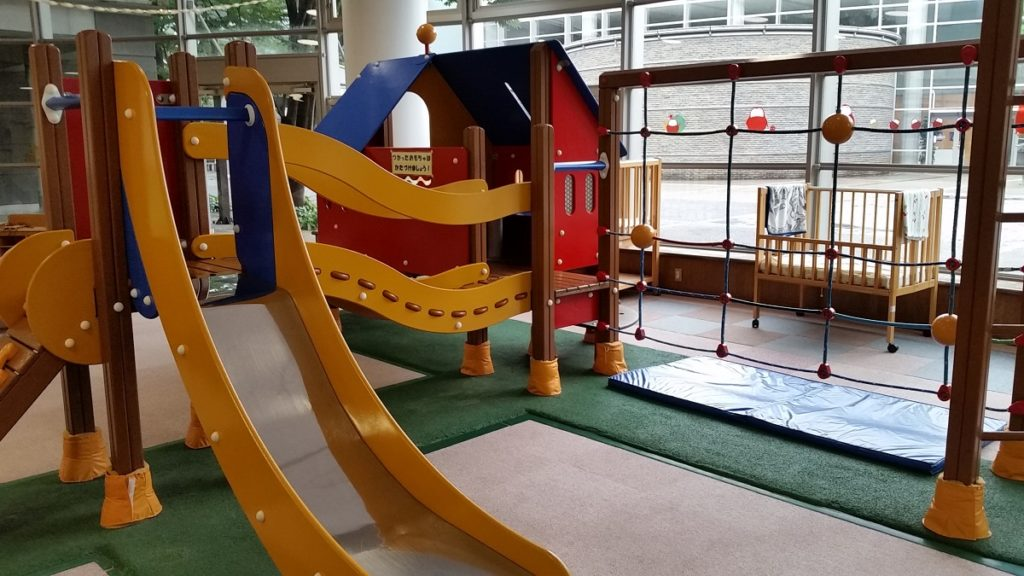 わかくさ児童館 幼児用遊具