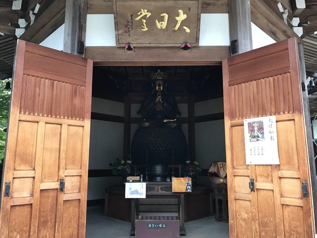関善光寺 五郎丸の仏像
