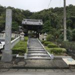 大雲寺はあの大嶋雲八が祀られている寺