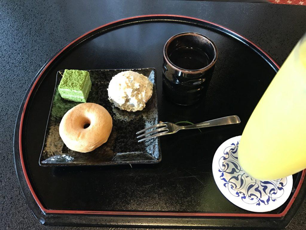 濃州関所茶屋 豆乳ドーナツ