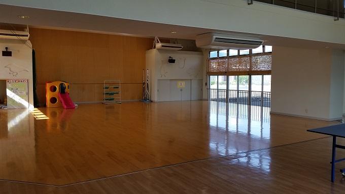 富加町児童センター 体育館