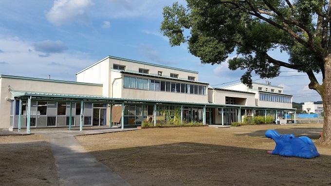 富加児童センター 外観