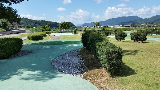 武芸川スポーツ公園 パターゴルフ場コース