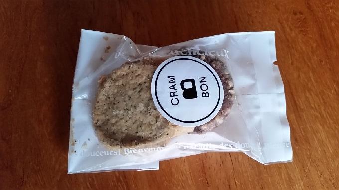 CRAM BON 関店 焼き菓子