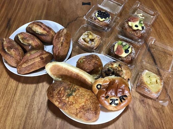 CRAM BON 関店 おすすめパン