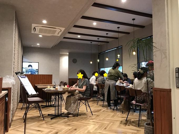 CRAM BON(クラムボン) 関店 ランチ