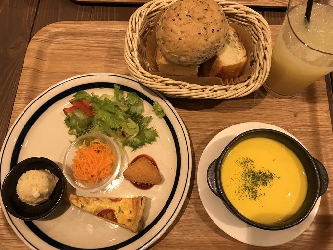 CRAM BON(クラムボン) 関店 スープランチ