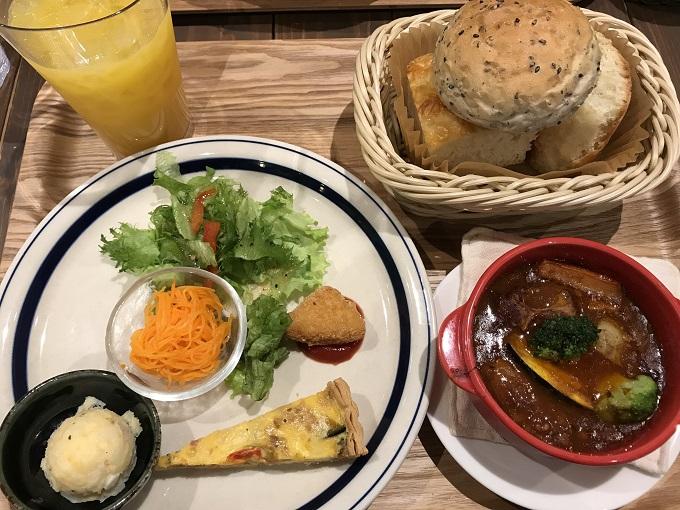 CRAM BON(クラムボン) 関店 ポークシチューランチ