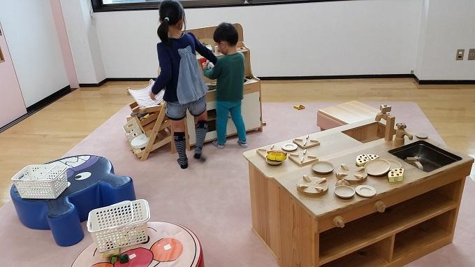 高富児童館 幼児用おもちゃ