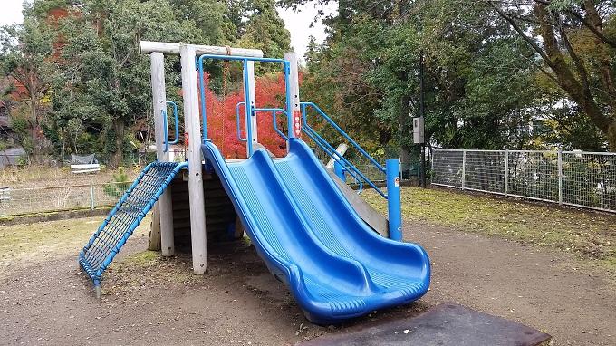 小倉公園 ミニ動物園 幼児用遊具