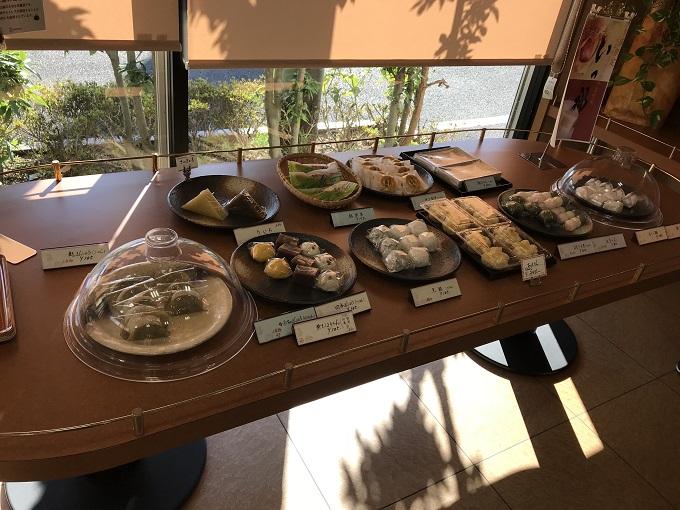 お菓子処 Regal フタワ 和菓子
