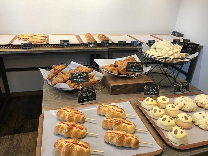 美濃加茂市のベーカリーぱしおん パン