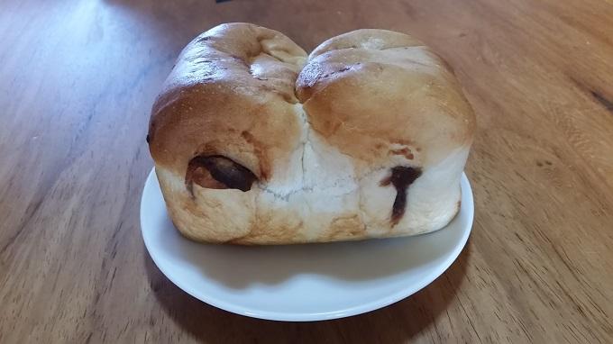 美濃町家 Mam's(マムズ)イートイン あん食パン