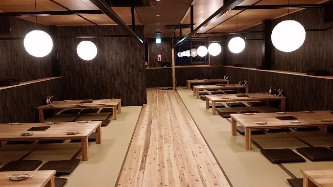 個室居酒屋 GOMAYA(胡麻や)長良店 宴会場