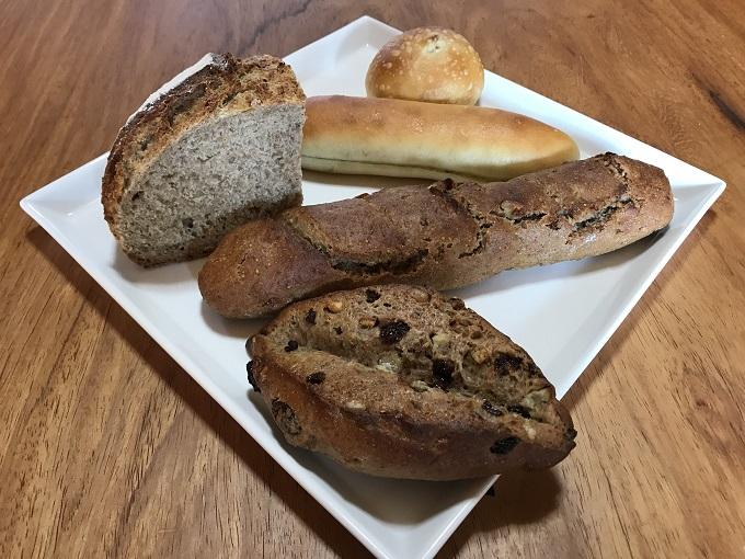 ベッカライ フジムラ<美濃加茂市> 購入したパン