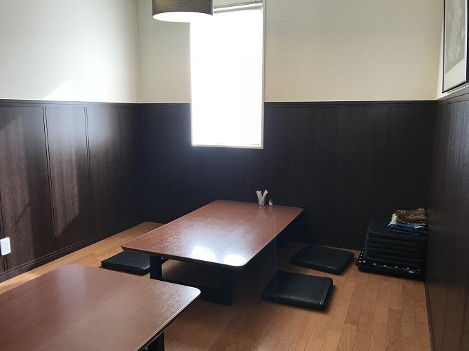カフェ&ダイニング アッシュ 座敷 個室