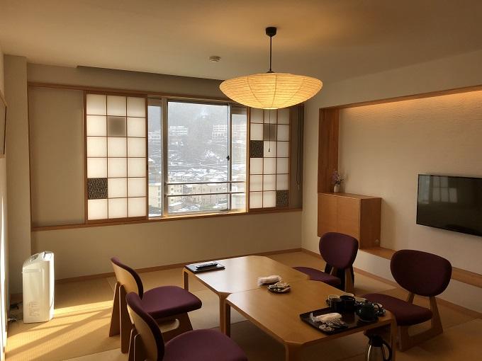 下呂温泉 山形屋 802~804号室