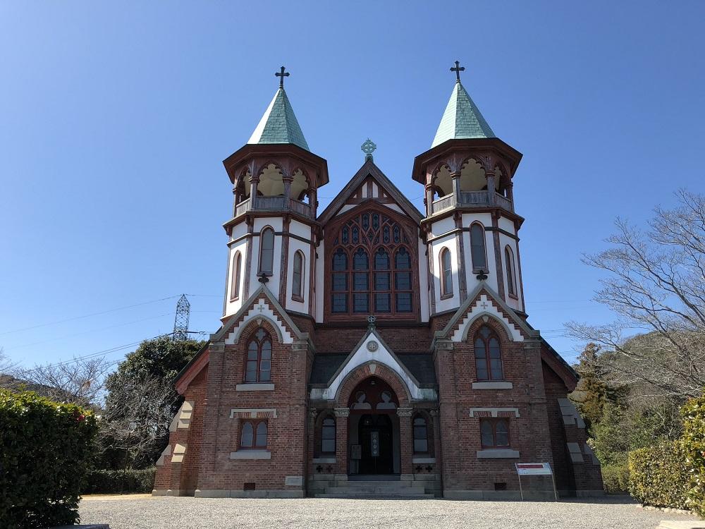 明治村 聖ヨハネ小会堂