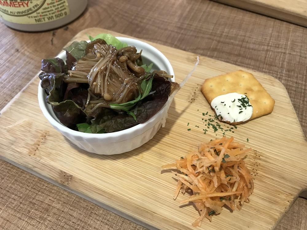 カフェ コタシオ 前菜