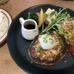 お洒落で可愛い Cafe Cota chiot(カフェ コタシオ)のカフェランチ