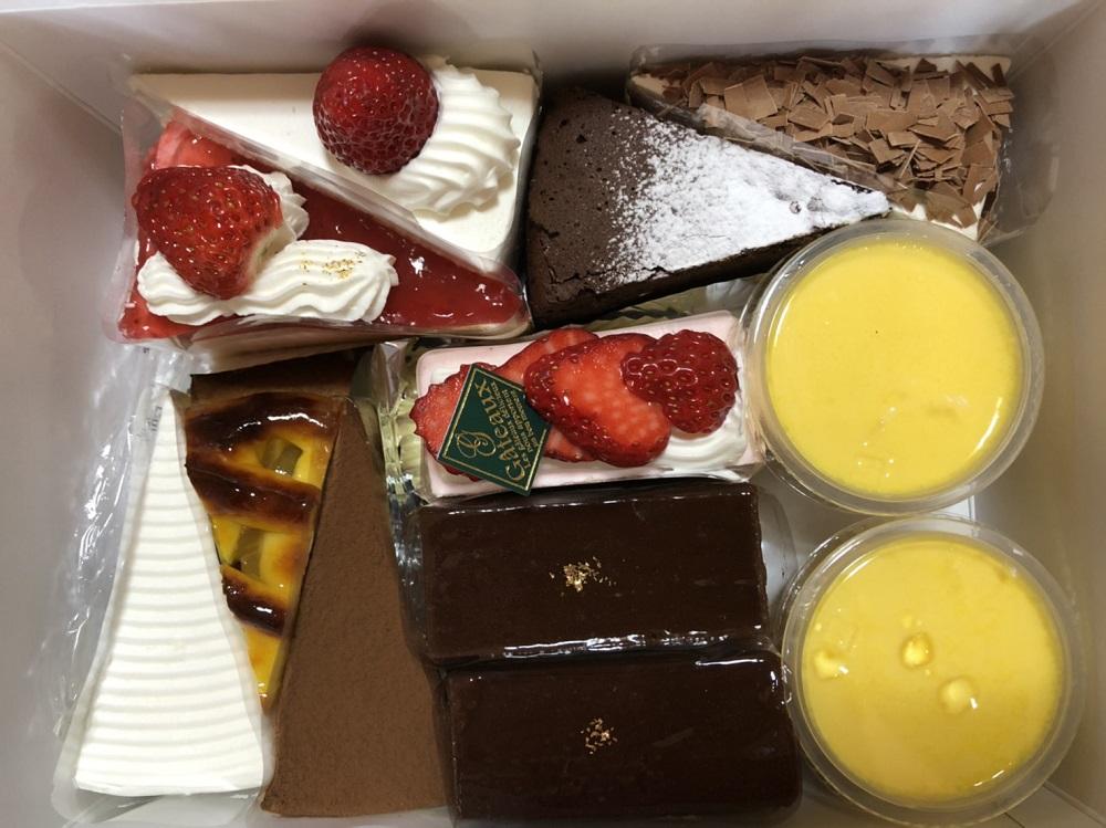 洋菓子のたまご屋さん ケーキ