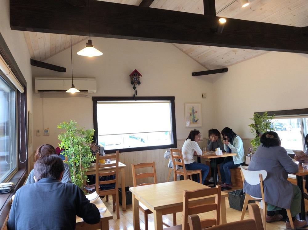 ponopono cafe(ポノポノカフェ) 店内
