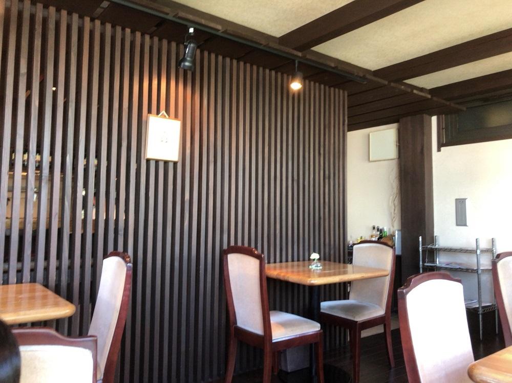 西洋飲食館 Fujii(フジイ)店内