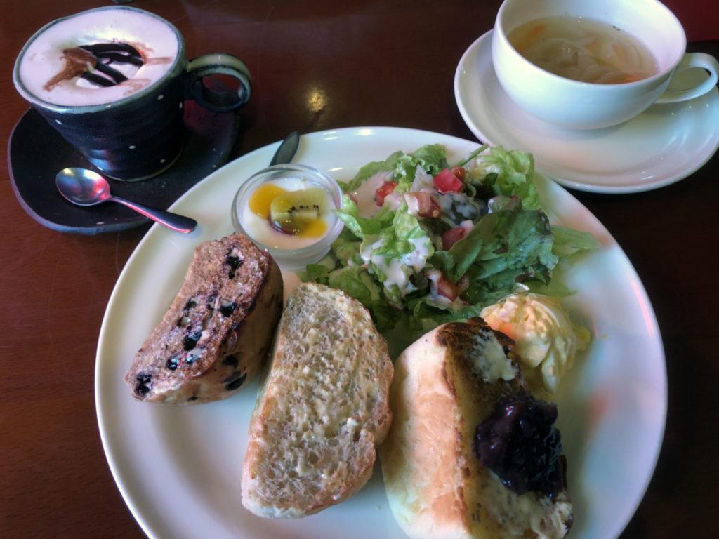 Cocu Cafe(コクーカフェ)<関市> ブランチセット