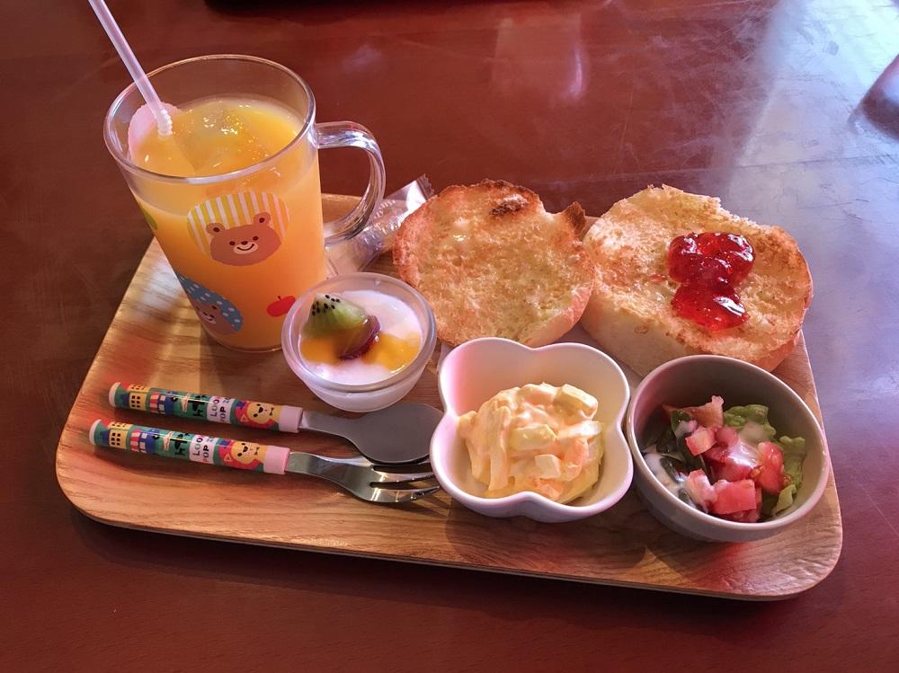 Cocu Cafe(コクーカフェ)<関市> キッズモーニング