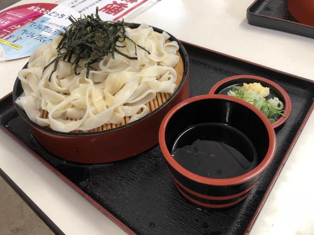 名古屋城のきしめん亭