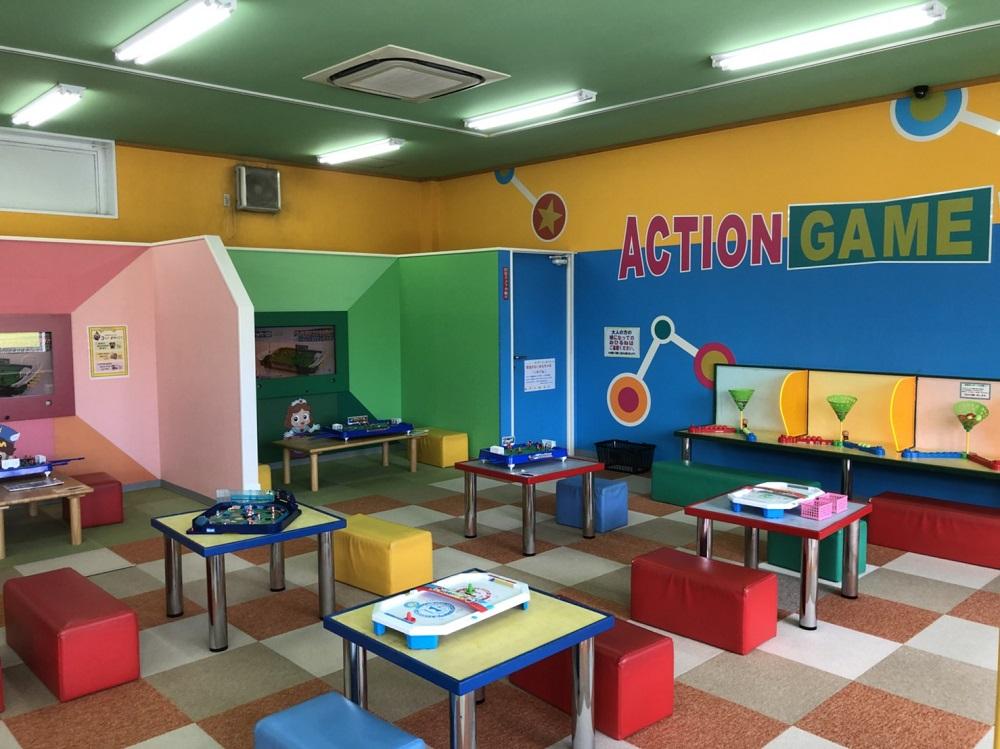 おもちゃの王国 アクションゲームワールド