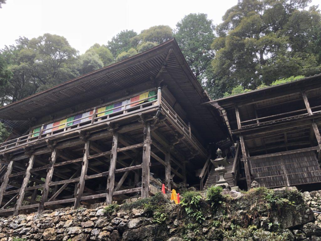 日龍峯寺(高澤観音)本堂