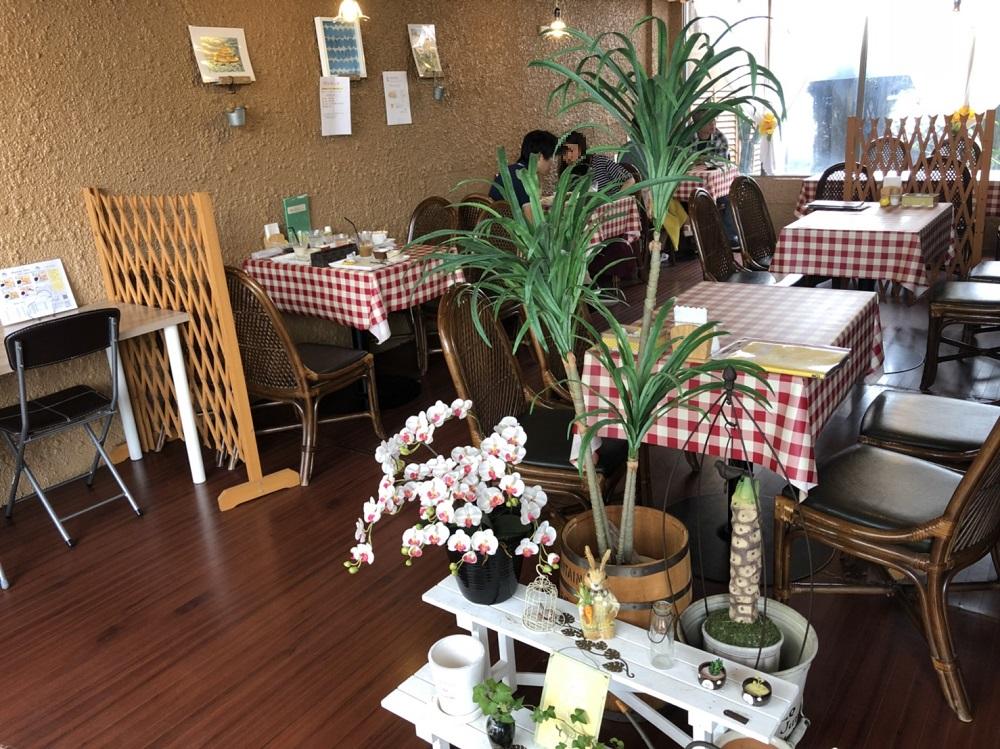 cafe Noah(カフェ ノア)の店内