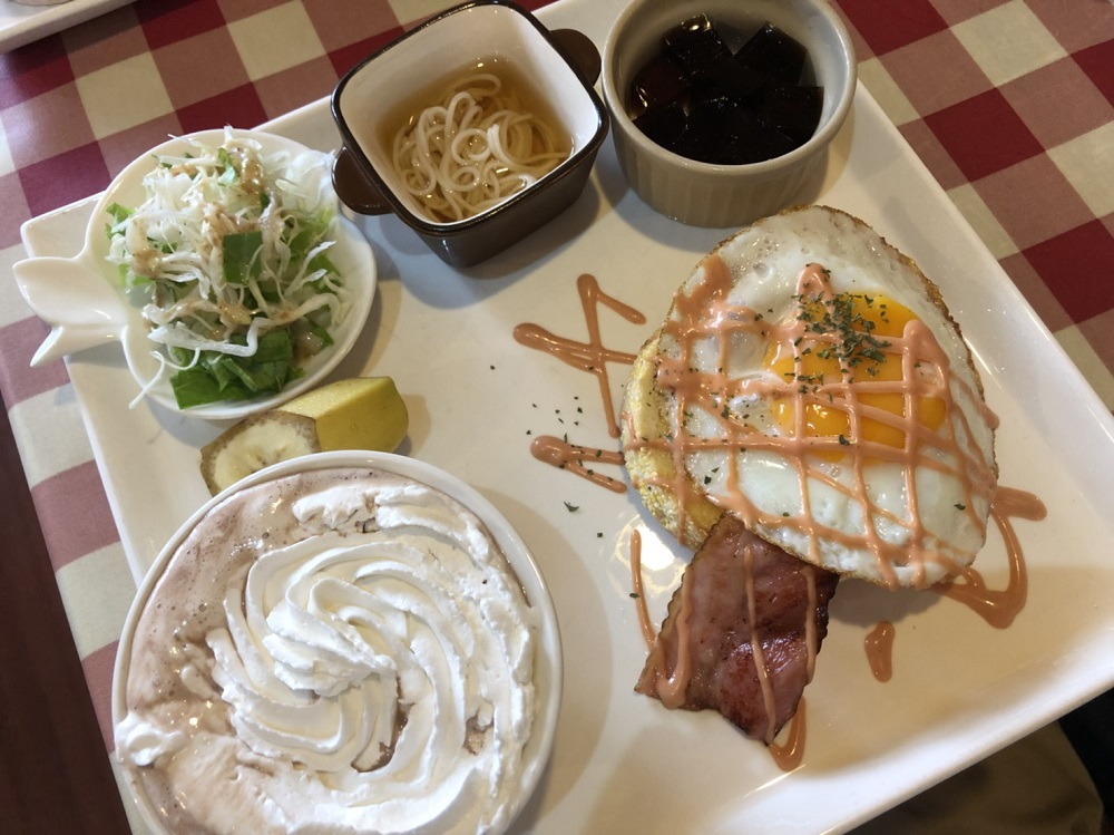 cafe Noah(カフェ ノア)のマフィンモーニング