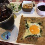 cafe Noah(カフェ ノア)の選べるモーニングはかなりおすすめ
