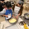 料理教室マーゴクッキングスタジオで親子クッキング体験