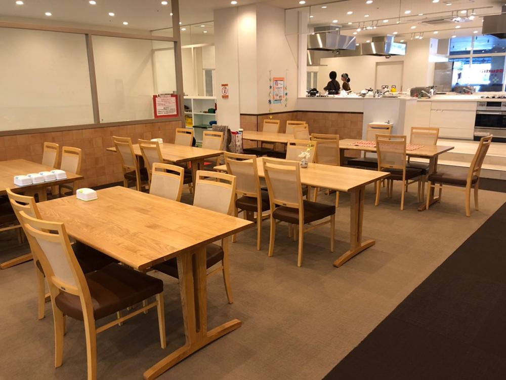関市の料理教室 マーゴキッチンスタジオの食卓