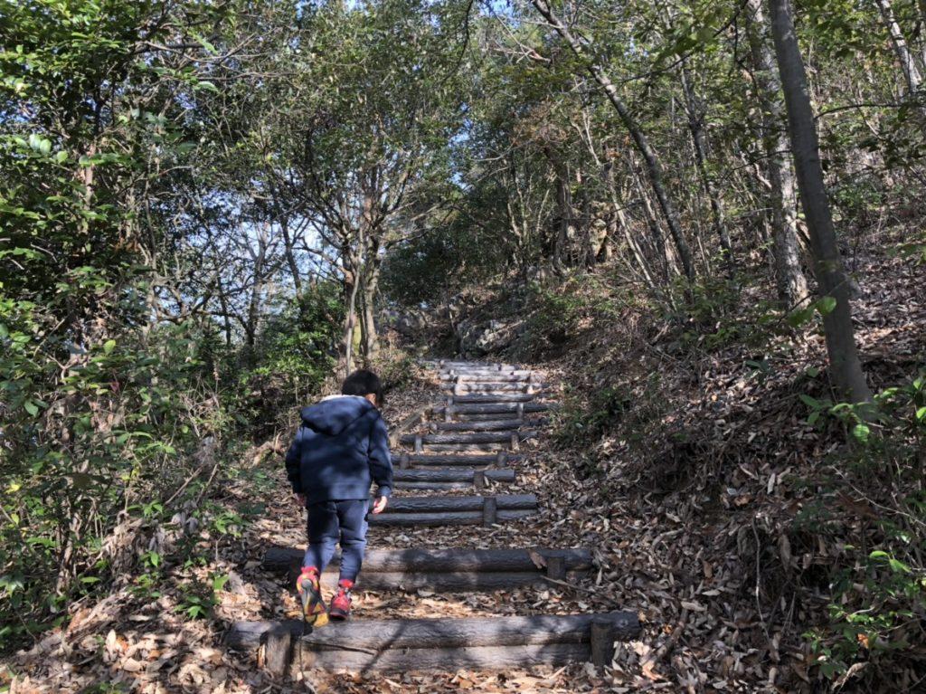 安桜山遊歩道