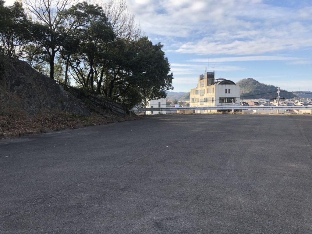 安桜山駐車場