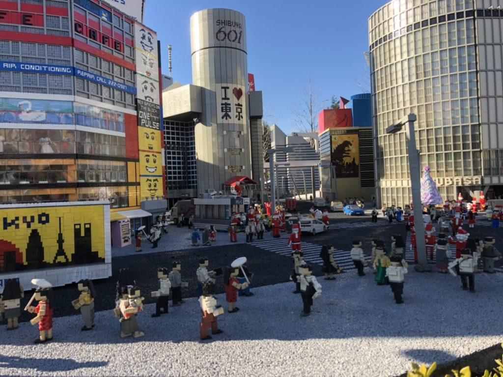 レゴランド ミニランドの東京
