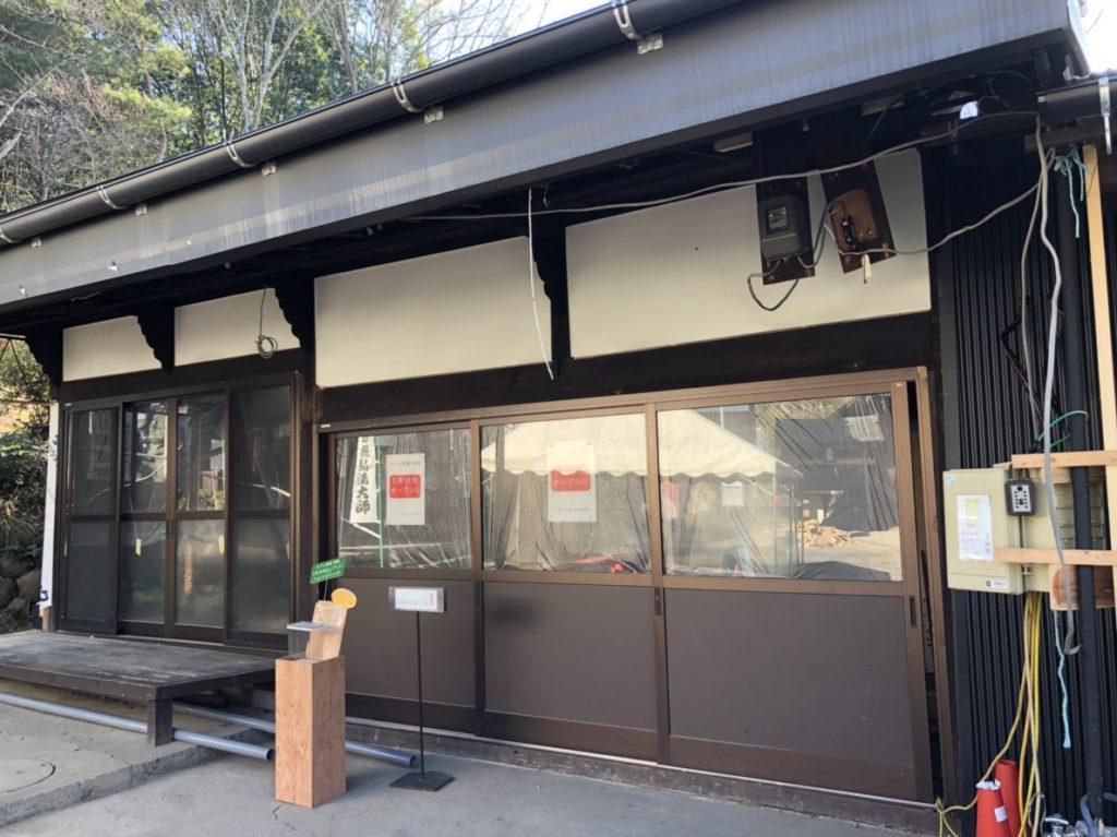 カフェマビッシュ2号店 善光寺の寺カフェ