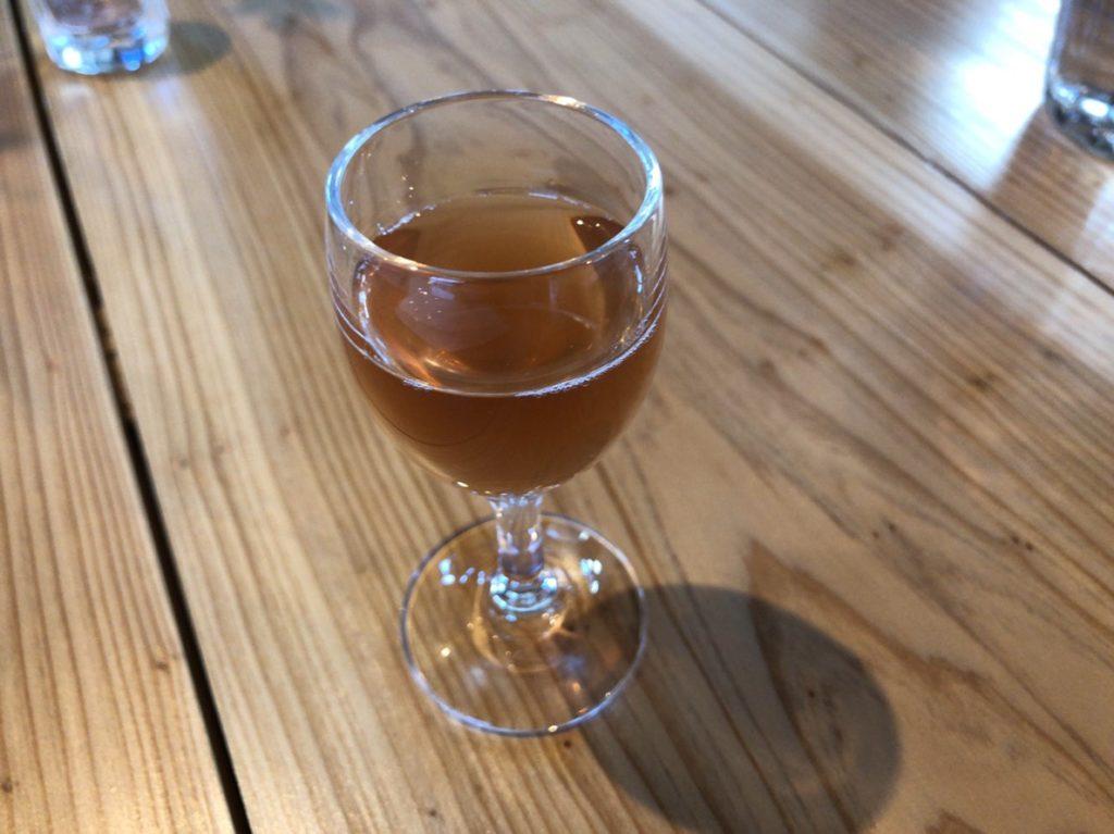 里山カフェ Universalの酵素ドリンク