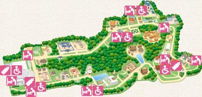 リトルワールドマップ