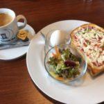 MOON-GA CAFE(ムーンガ カフェ)のモーニング
