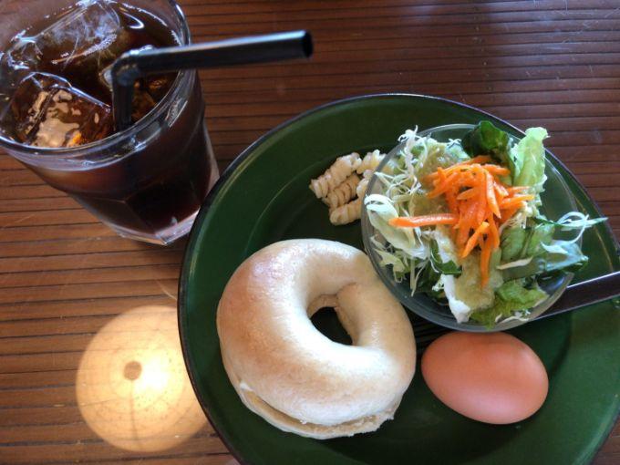 cafe HIFUMIのモーニングサービズ