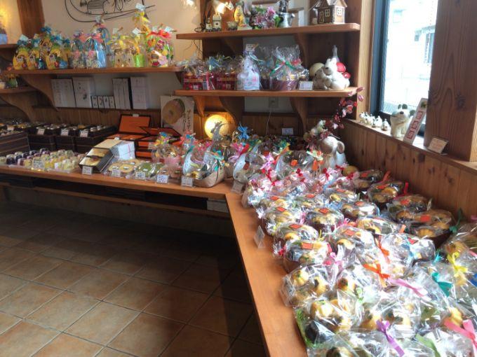 菓子畑の焼き菓子
