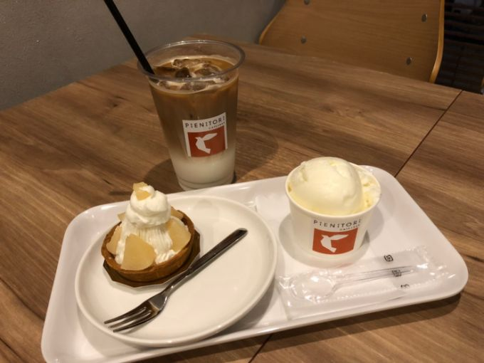 カフェ&バー PIENITORI(ピエニトリ)のスイーツセット